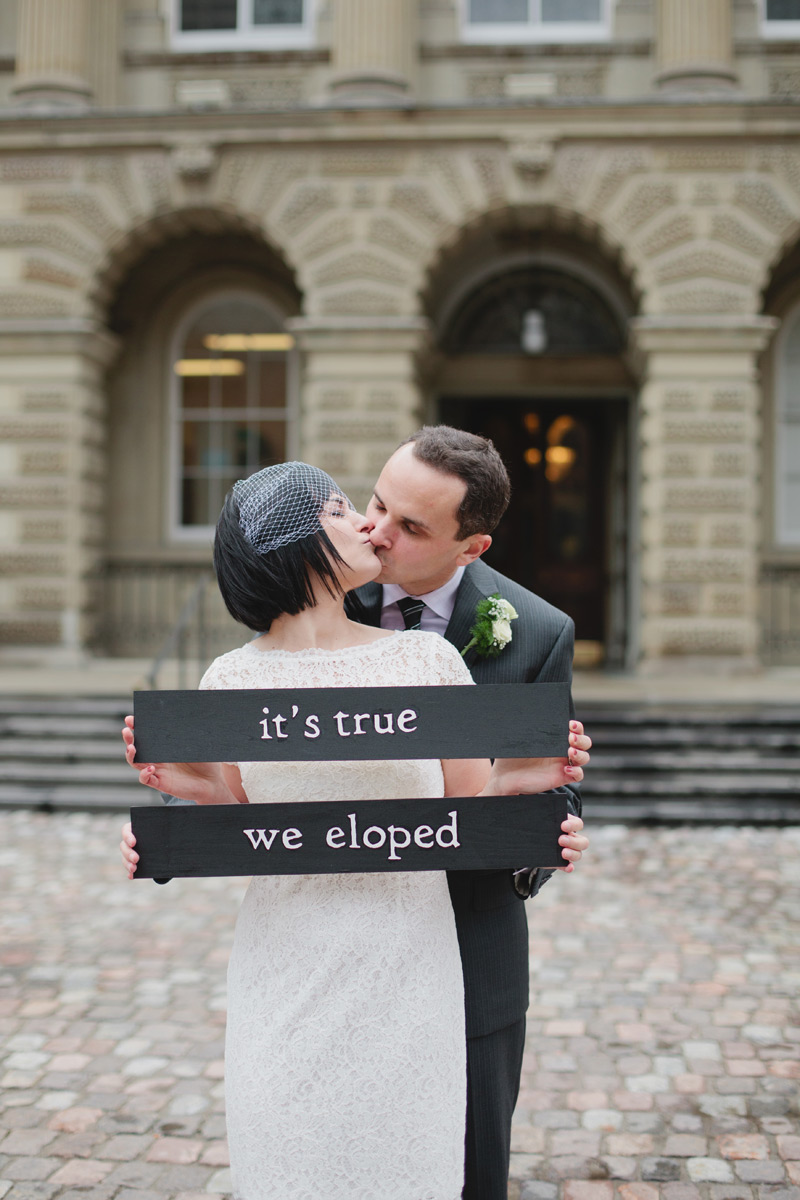 elopement photographer toronto