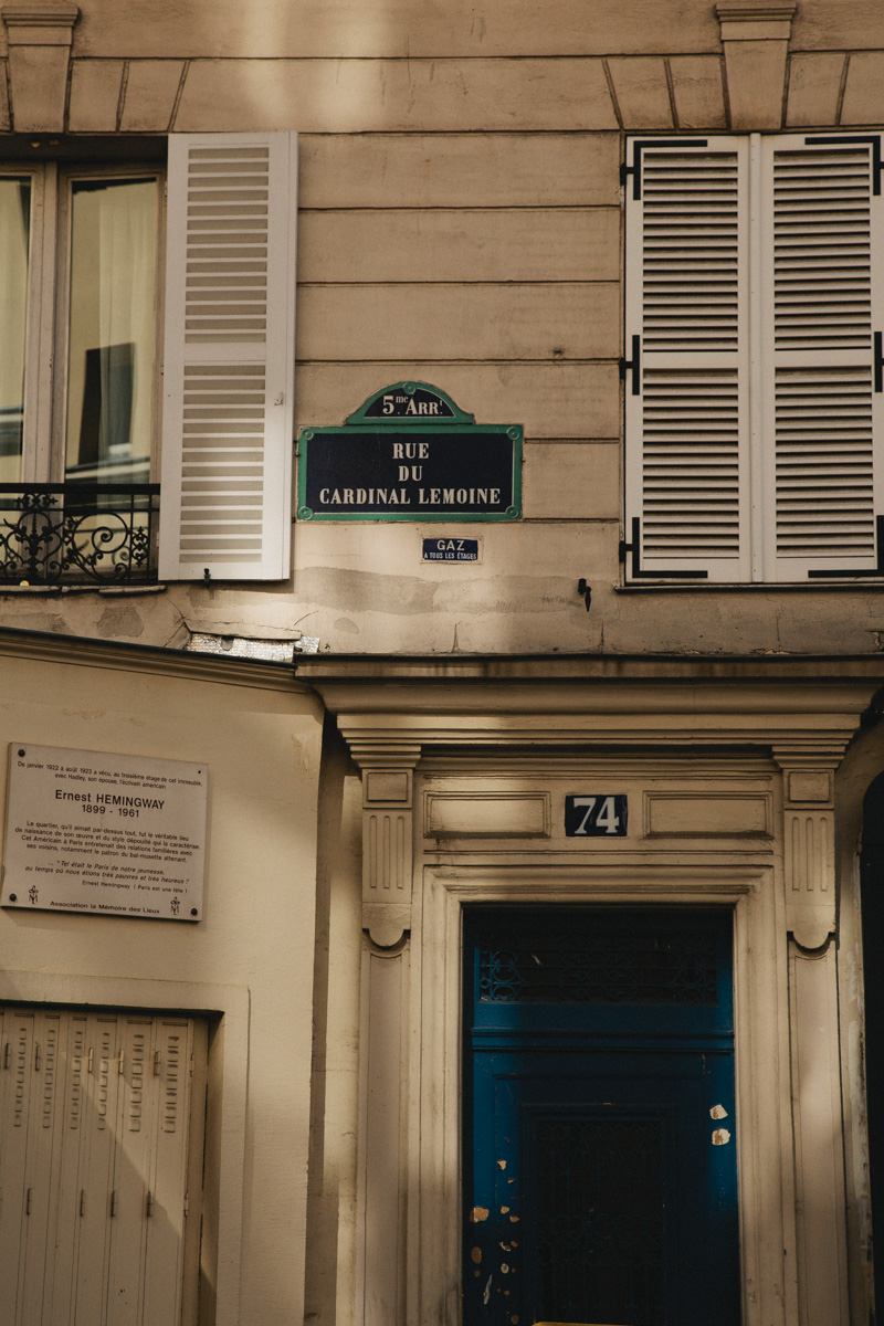 paris-literary-walk-photos-ernest-hemingway-house-rue-cardinal-lemoine