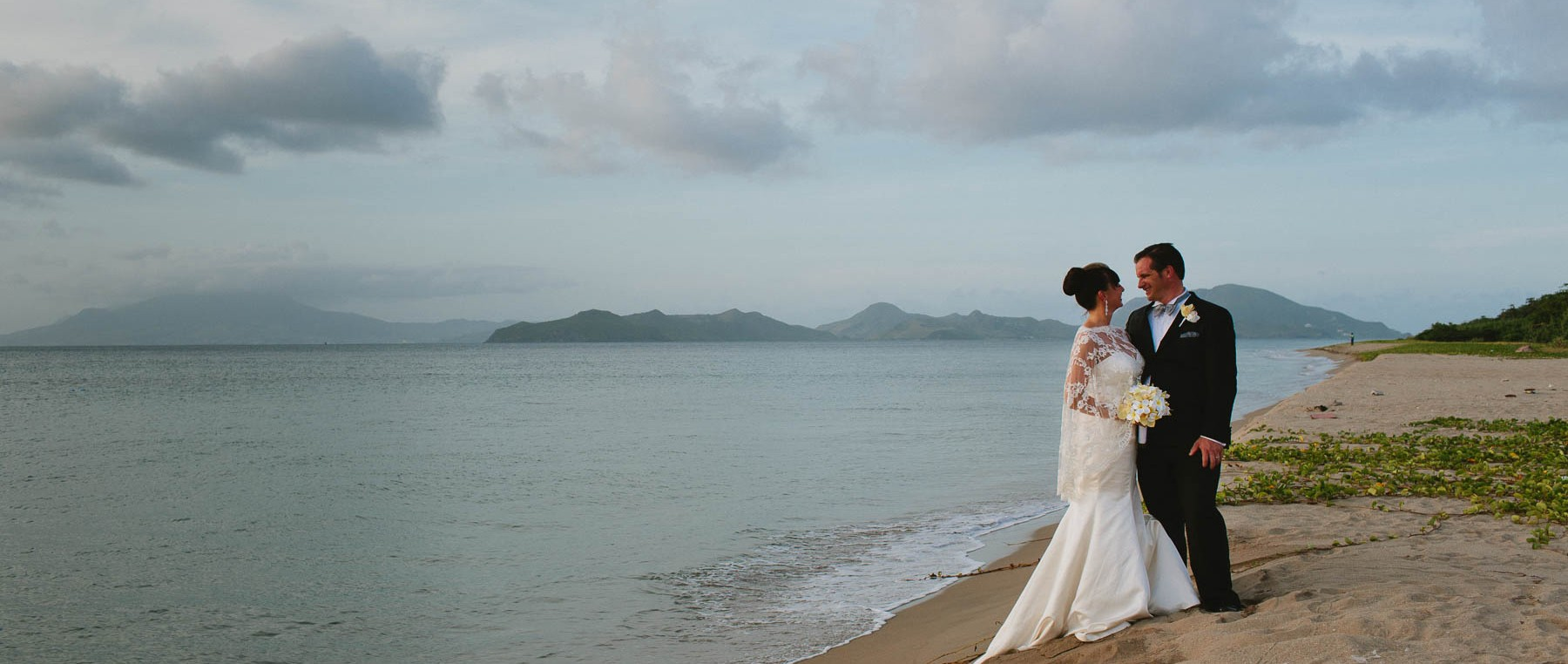 Toronto destination wedding photographer nevis caribbean for Top caribbean wedding destinations