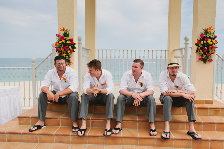 cabo wedding photos