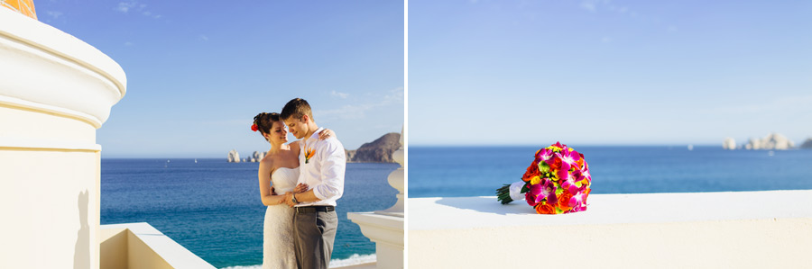 cabo san lucas wedding photos