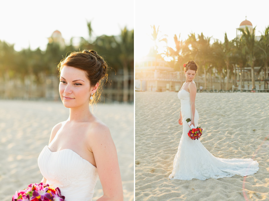 cabo mexico wedding bride