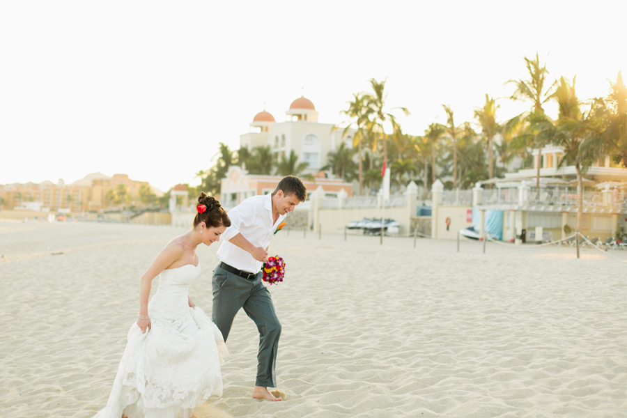 cabo mexico wedding portraits