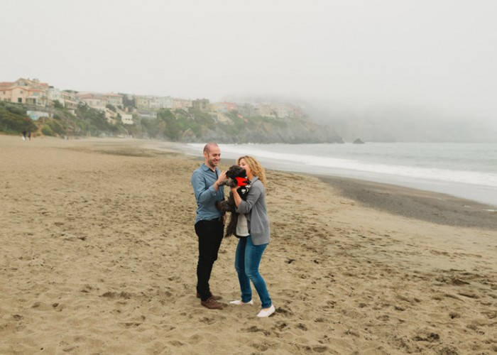 San Francisco Engagement Photography // Ilana & Josh