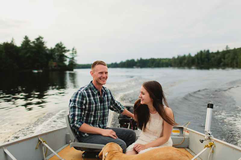 Cottage Engagement Shoot Ideas