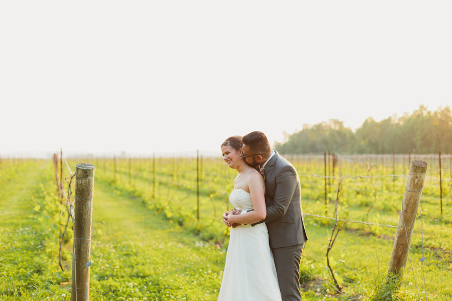 vineyard wedding ontario