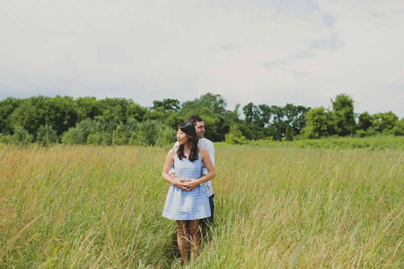 niagara on the lake engagement photography