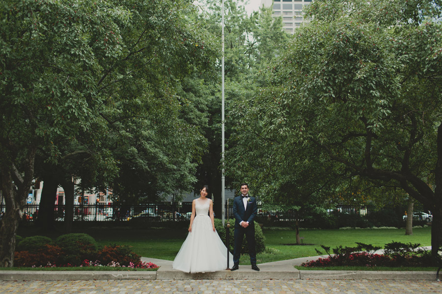 Osgoode hall wedding portrait ideas