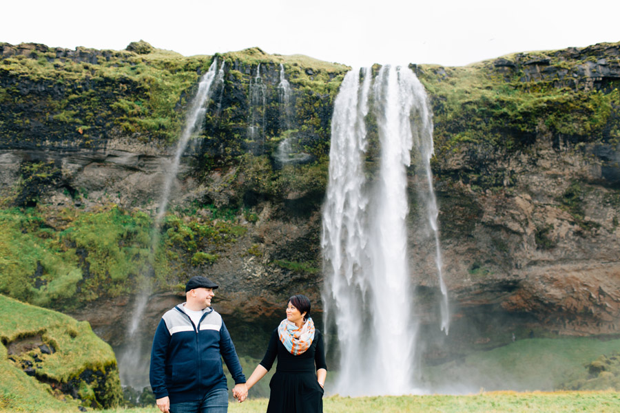 Couples portraits Iceland