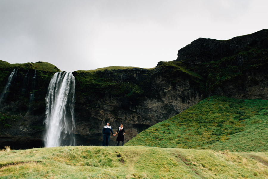 Couples session location Iceland