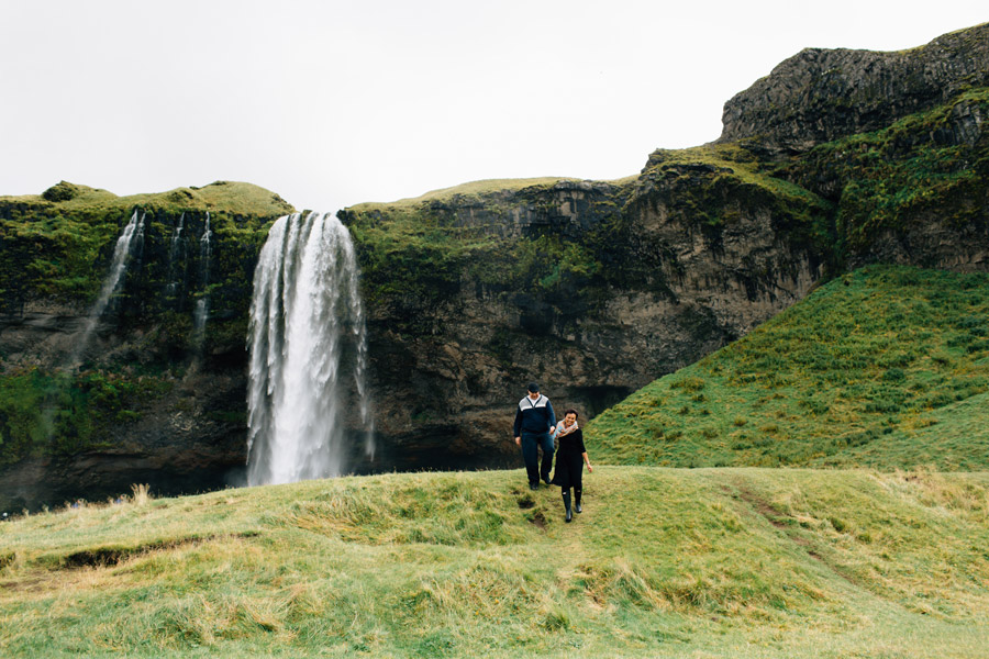 Elopement location Iceland