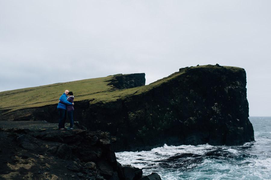 Reykjanes penisula Iceland portrait photography