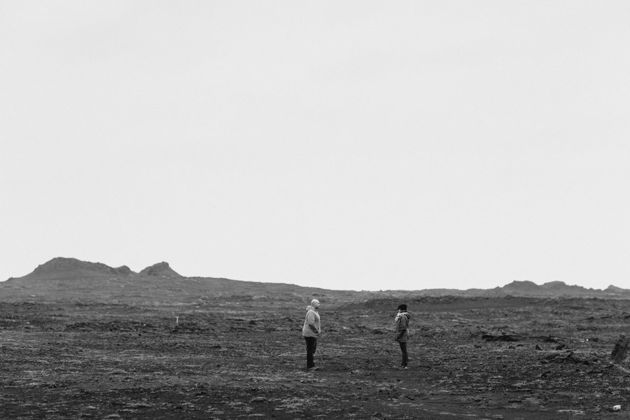 moody icelandic couples portraits