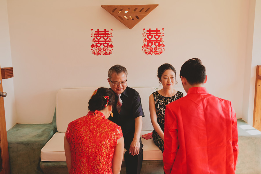 Chinese wedding tea ceremony photos