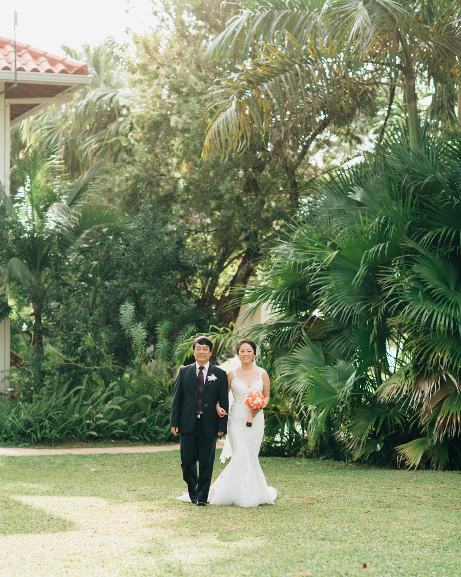 Couples resort wedding Negril