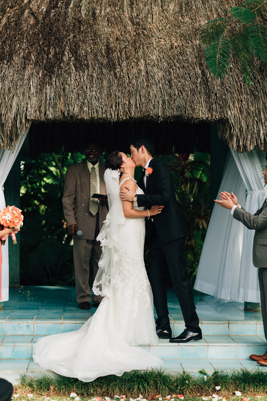 Caribbean destination wedding venue