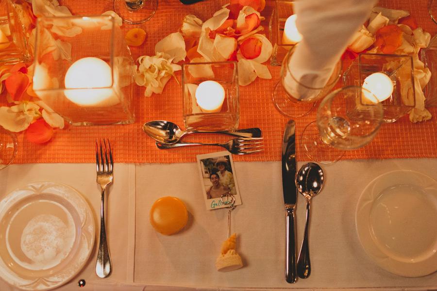 Negril wedding reception