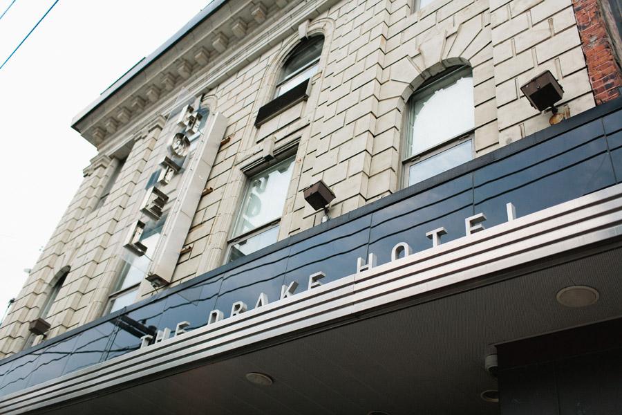 The Drake Hotel Toronto