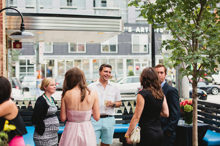Urban wedding venues Toronto