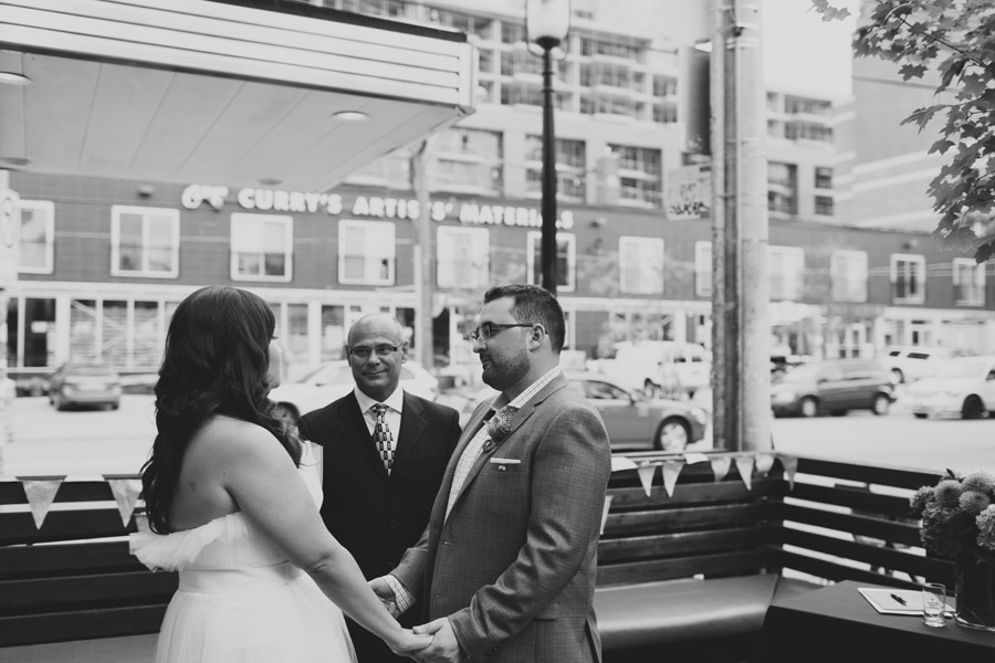 Drake hotel wedding photos