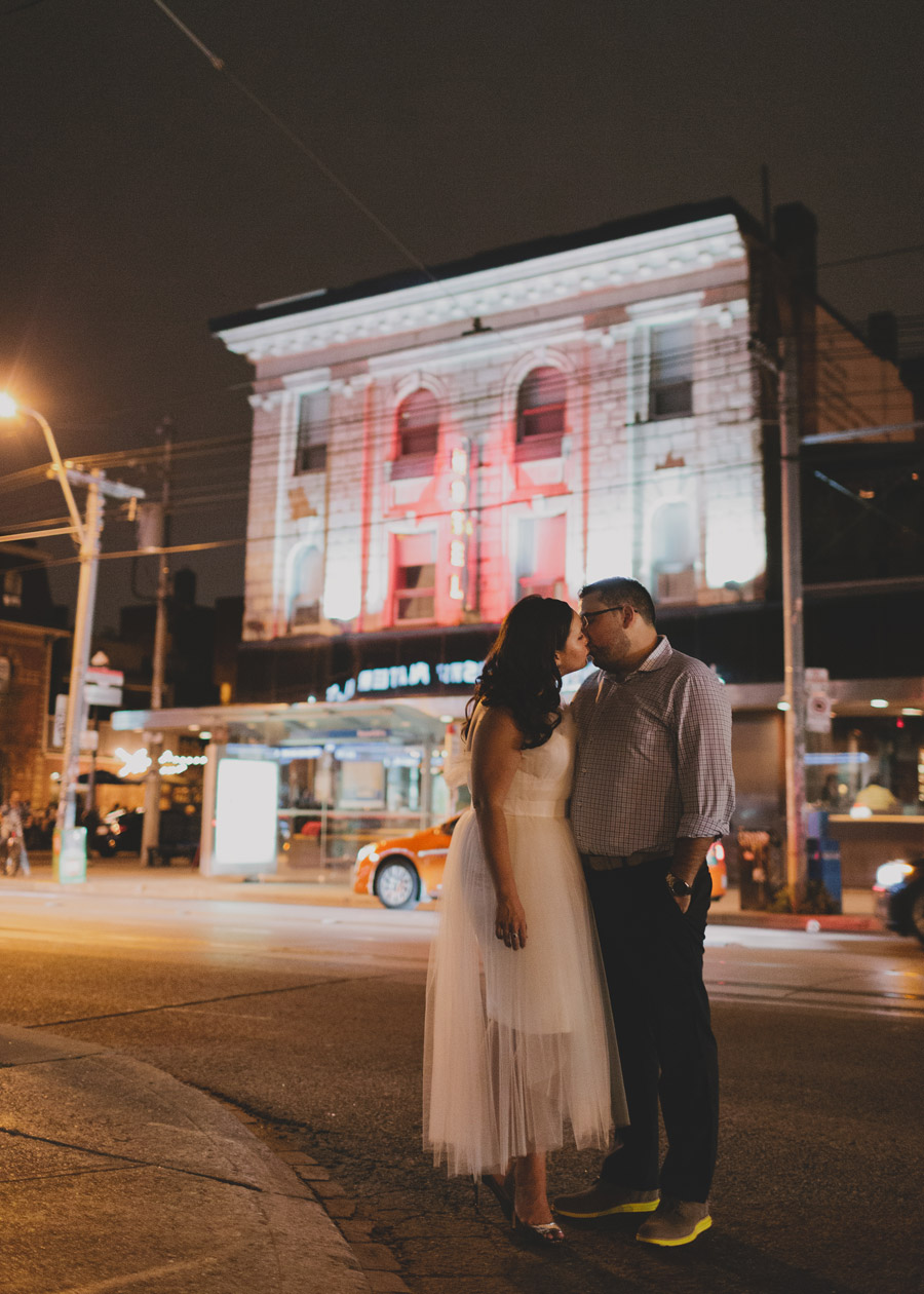 Drake Hotel Cafe wedding