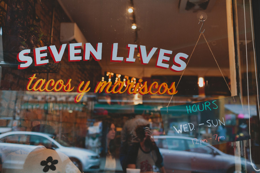 Kensington market seven lives