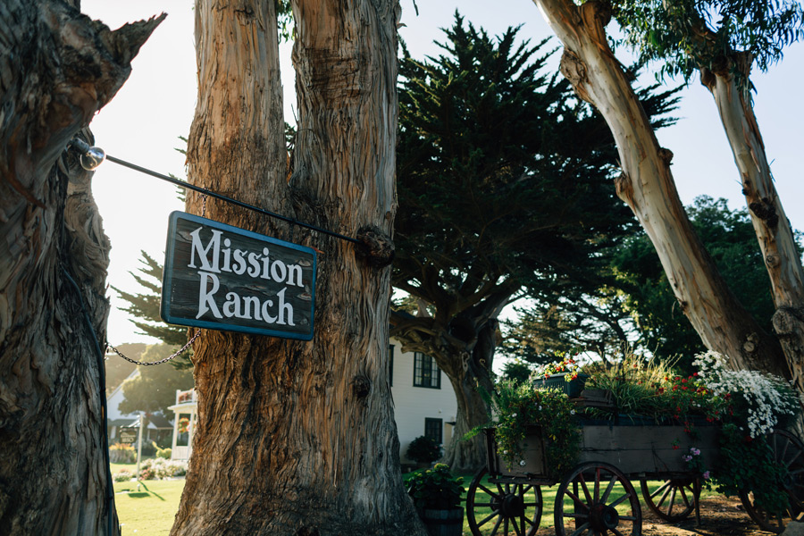 Mission Ranch Carmel
