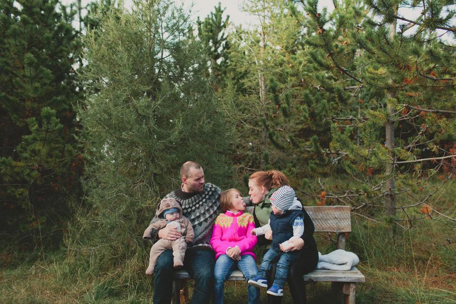 fun family pictures reykjavik