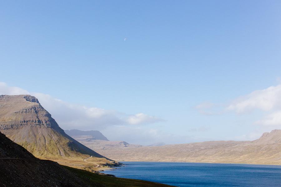 Iceland Westfjord travel
