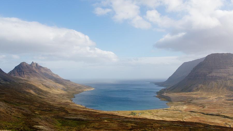 Iceland westfjord photos