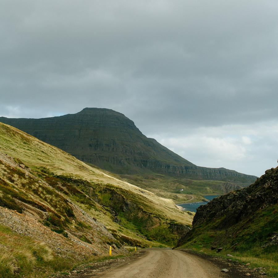 Westfjord Iceland
