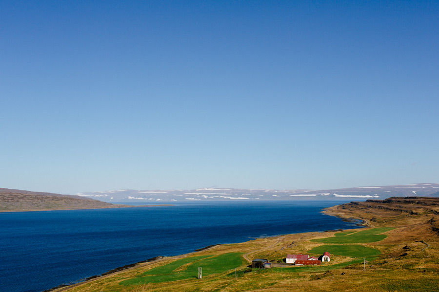 Westfjords photography