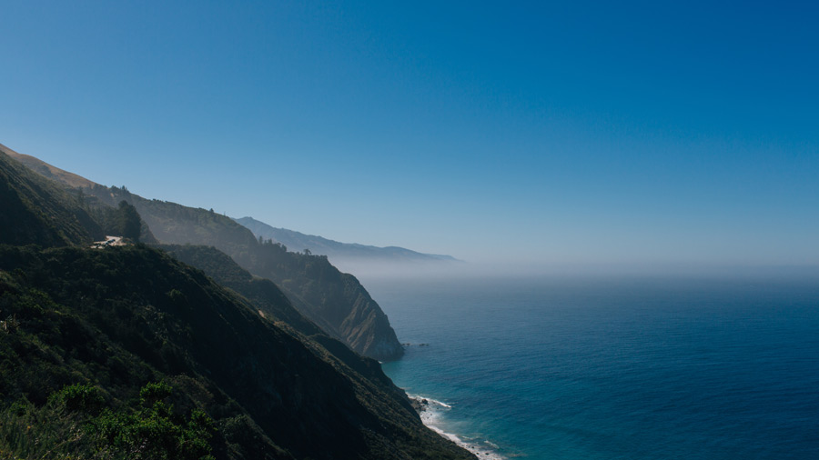 Pacific Coast Highway photos