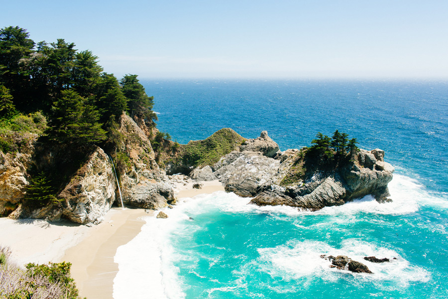 Mcway falls julia pfeiffer burns photos
