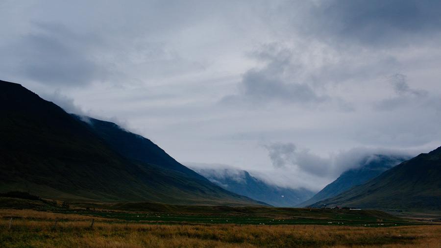 Iceland westfjords photography