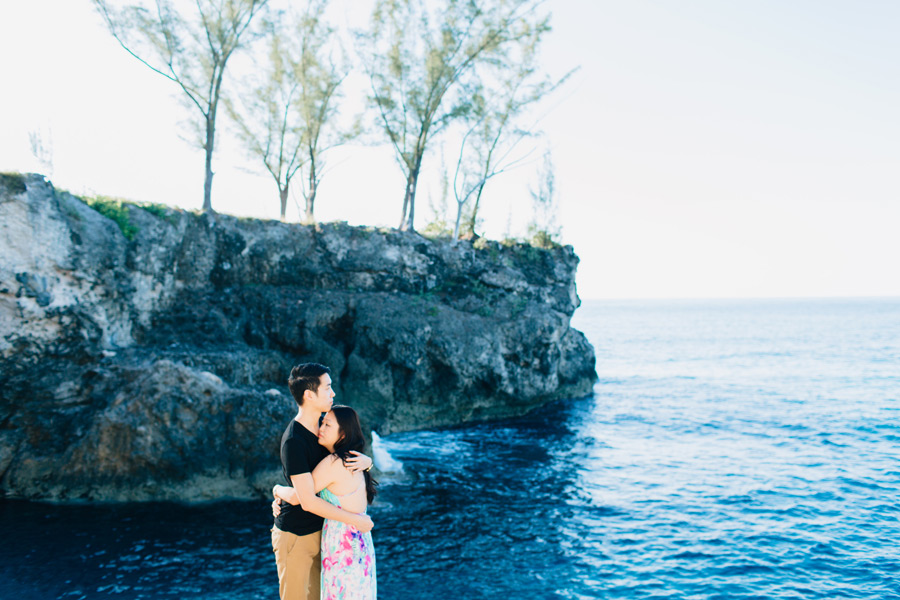 ricks cafe negril engagement photos