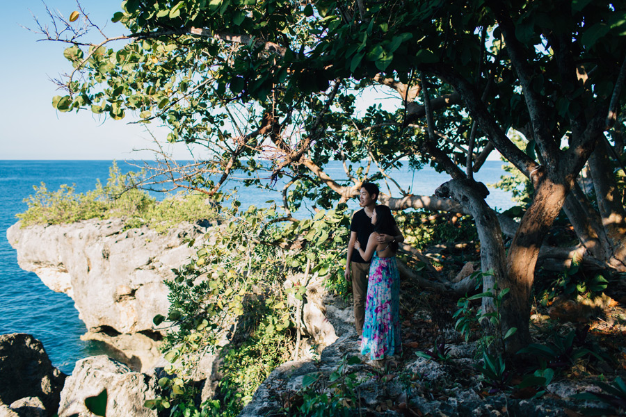 negril engagement pictures