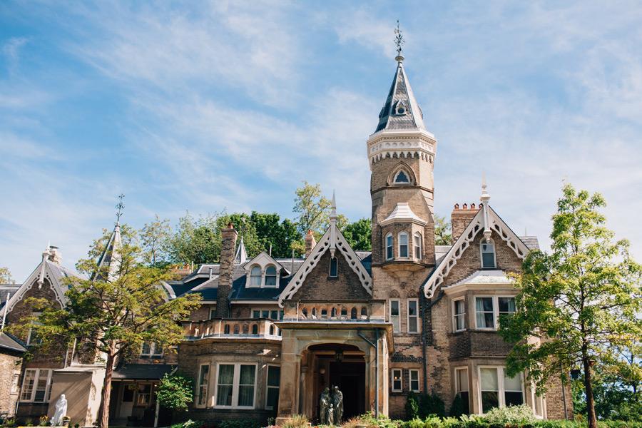 De La Salle House Heritage House Toronto