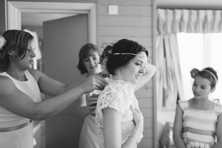 Documentary style wedding photographer Guernsey