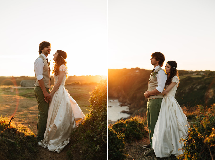 Guernsey wedding photo southcoast