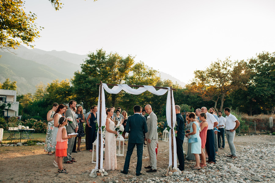 Hotel Archondissa Samothraki wedding