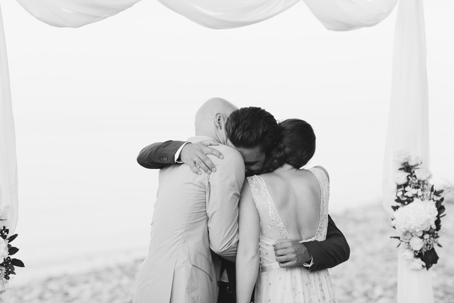 Genuine authentic wedding photos
