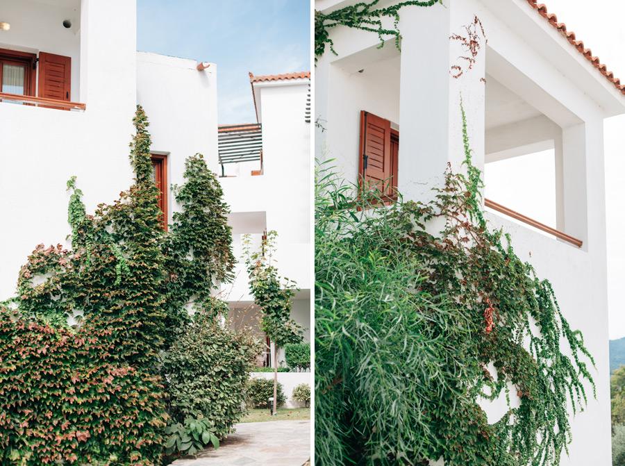 Skopelos village hotel mamma mia