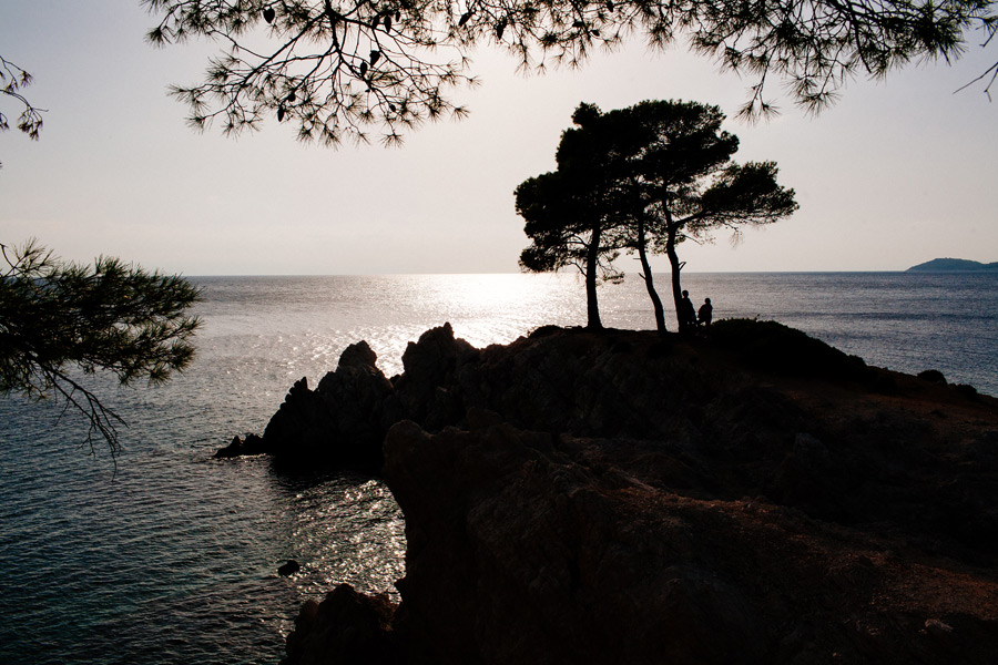 Skopelos elopement location