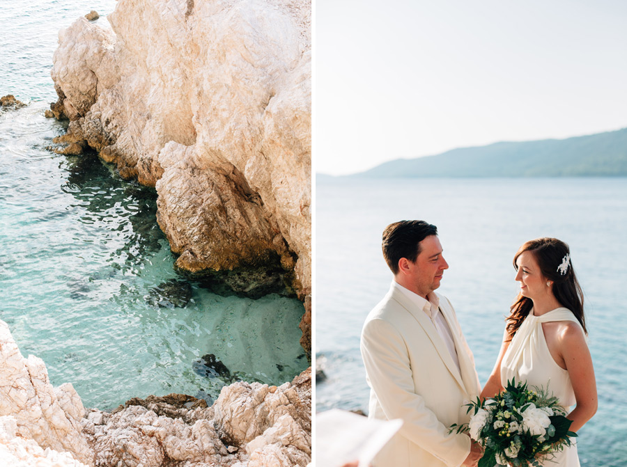Greek Islands Elopement Photographer