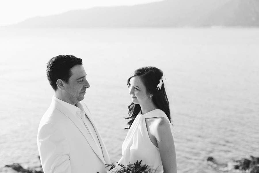 Skopelos wedding ceremony