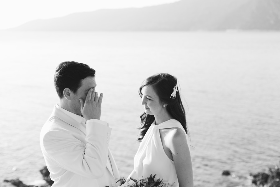 Getting married in Skopelos