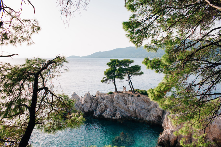 Skopelos wedding Amarantos Rocks
