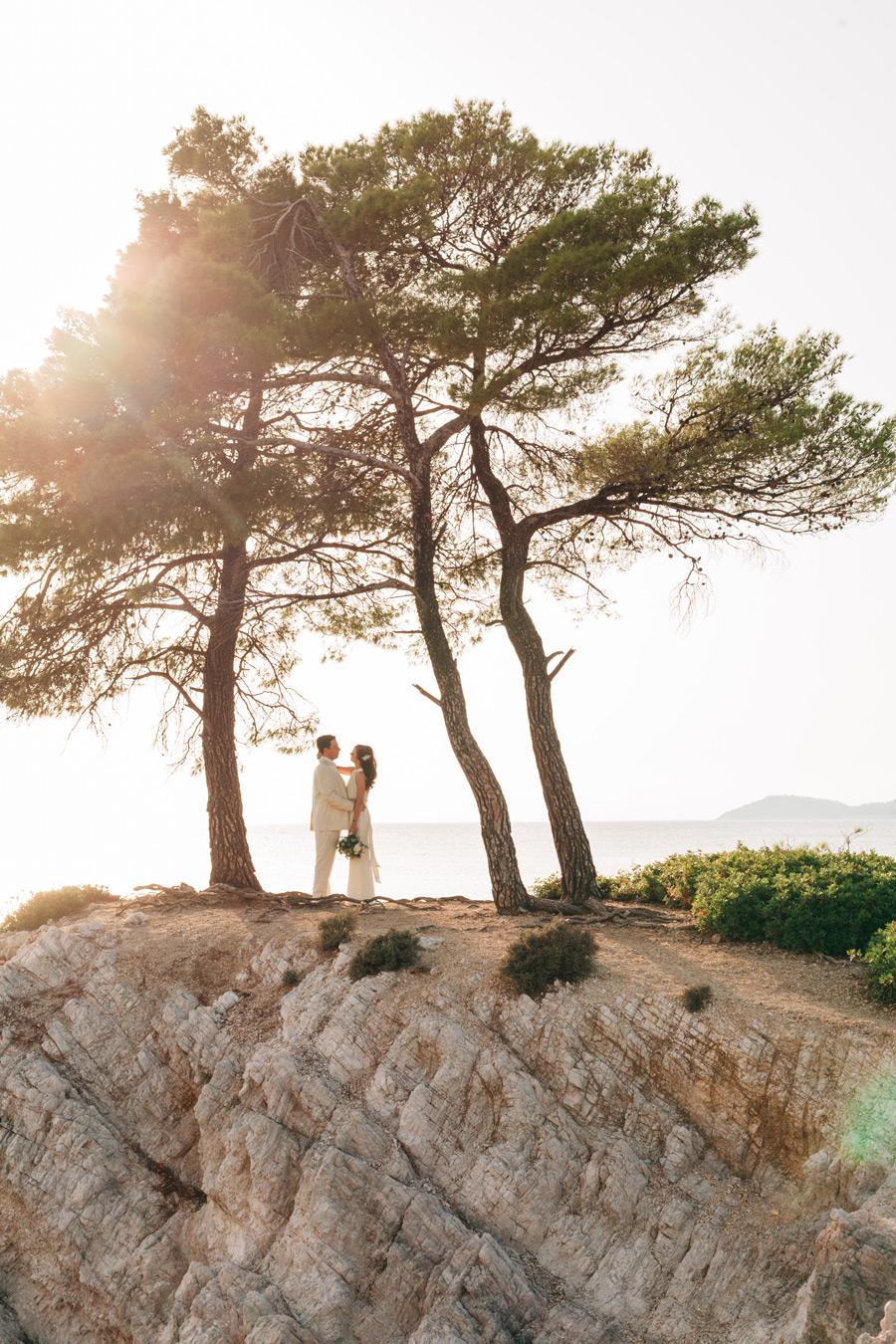 Mamma Mia filming locations Amarantos bay