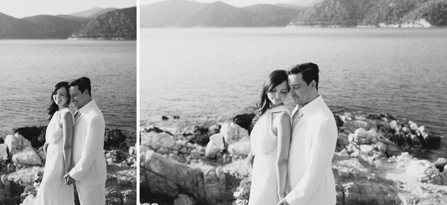 Cape Amarantos Skopelos wedding pictures